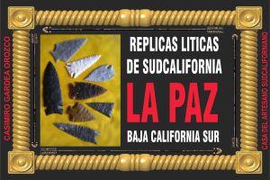 PUNTAS DE FLECHA - ARROWHEAD - LA PAZ BCS 043