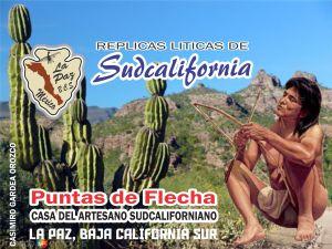 PUNTAS DE FLECHA, ARROWHEAD, LA PAZ BCS 00006