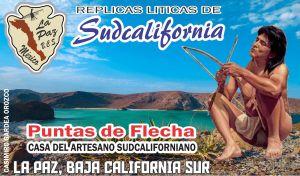 PUNTAS DE FLECHA, ARROWHEAD, LA PAZ BCS 00008