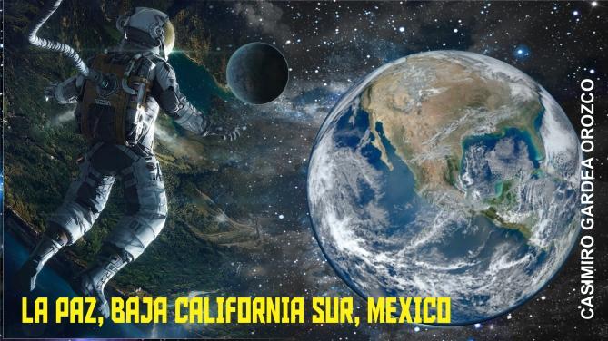 LAPAZ BAJA CALIFORNIA SUR DESDE EL ESPACIO 2