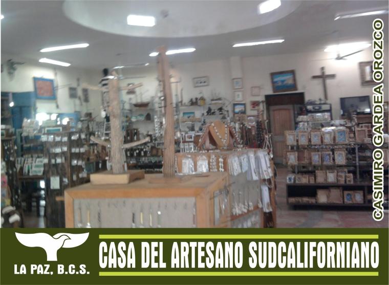 LA PAZ BAJA CALIFORNIA SUR, ARTESANIAS 1