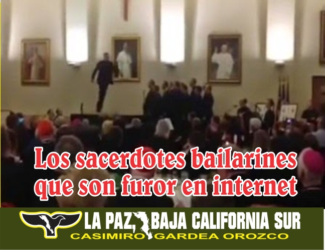 la paz baja california sur, sacerdotes bailarines